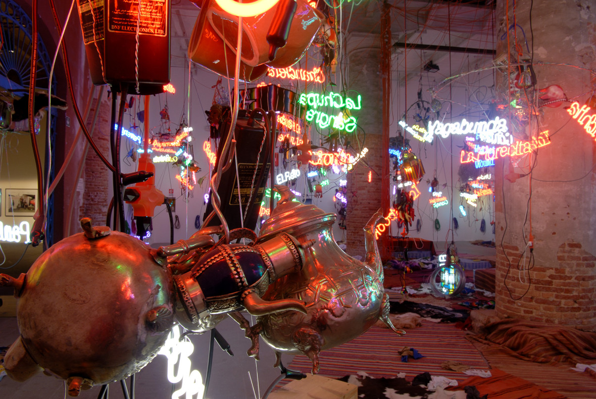 art installation by jason rhoades 6