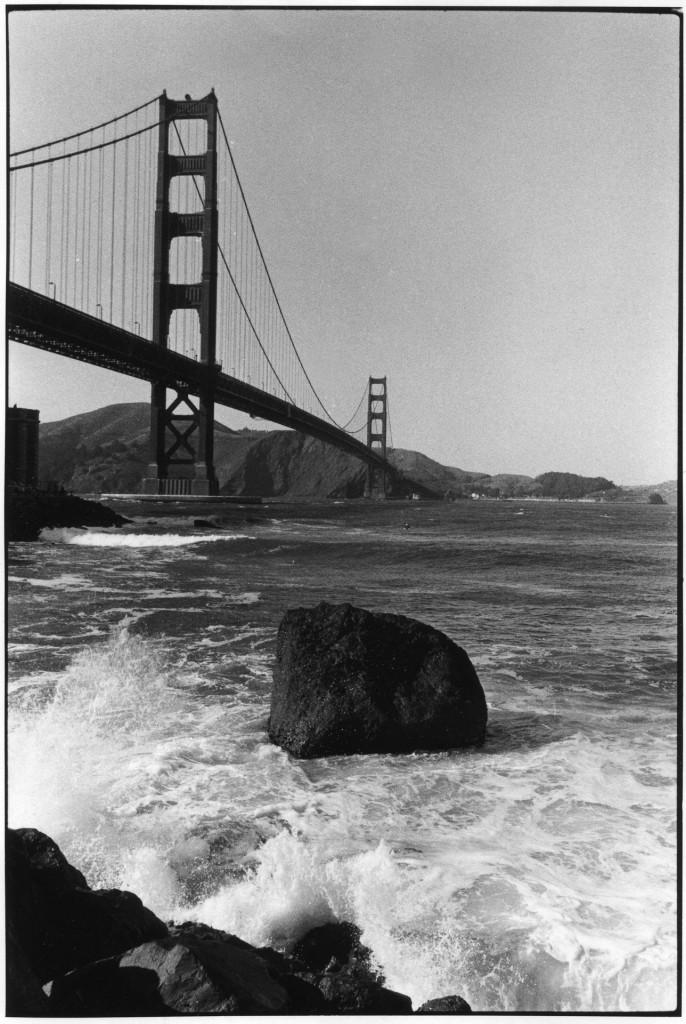 The San Francisco bridge